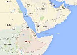Eritrea Map Four Decades After Haile Selassie U0027s Death Ethiopia Is An African