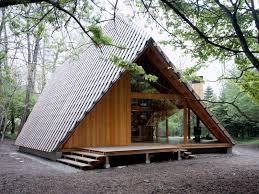 y hütte batten architecture and cabin