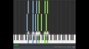 tutorial piano canon canon in d amazing easy to learn piano tutorial clipzui com