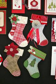 113 best christmas stockings paper images on pinterest