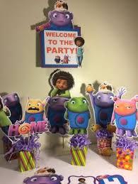 boov party theme dreamworks home boov birthday pinterest