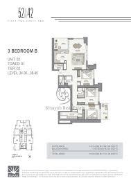 3 bedroom apartment floor plan 52 42 3 bedroom apartment floor plan 2