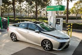 car u0026 driver u0027s instrumented test of 2016 toyota mirai