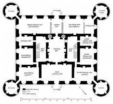 Medieval Floor Plans 83 Best Castles Images On Pinterest Floor Plans Architecture