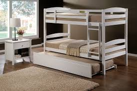 bunk beds with trundle bed is the perfect extra bed solution