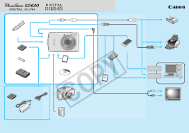 canon digital camera powershot sd630 pdf user u0027s manual free