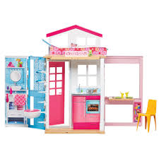 barbie 2 story house u0026 doll 40 00 hamleys for barbie 2story