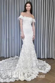 julie vino illusion neckline wedding dress spring 2018 brides