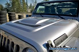 aev jeep hood silver jk from bellevue wa northridge nation news