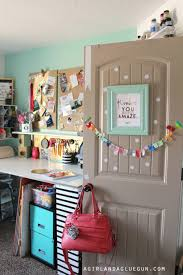 craft room tour a and a glue gun