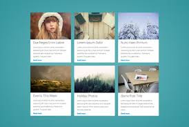 Grid Layout For Wordpress | to display your wordpress posts in a grid layout