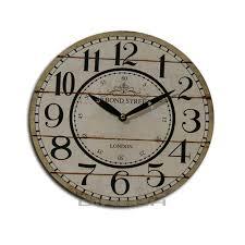 indogate horloge murale design pour cuisine