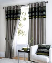 Yellow And Grey Curtain Panels Curtains And Drapes Gray And White Sheer Curtains Tan Curtains