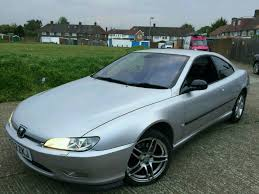 peugeot 406 coup 2 2 16v hdi turbo diesel full leather seats long