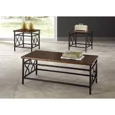 Ashley Outdoor Furniture Tippley 3 Piece Occasional Table Set By Ashley Furniture T269 13
