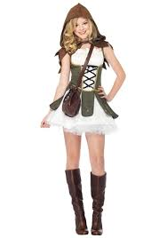 teenage halloween costumes party city teen girls robin hood costume halloween pinterest robin