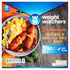 cuisine weight watchers morrisons weight watchers lincolnshire sausage root mash 380g