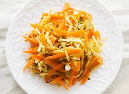 A Root Vegetable - winter root vegetable slaw recipe simplyrecipes com