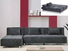 canap angle convertible microfibre canapé convertible 3 places tuske salons apartments and living rooms