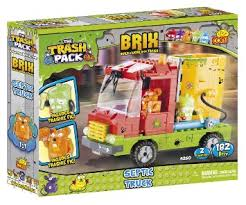 buy cobi trash pack septic truck building kit cheap price