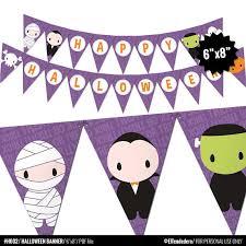 cute halloween mummy clip art halloween kids birthday party banner cute halloween