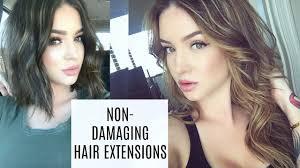 best hair extensions best hair extensions for thin hair ins semi