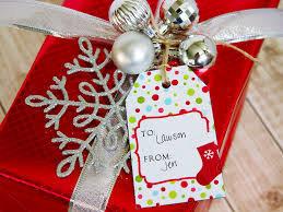 the creative cubby wrapping presents with ornaments