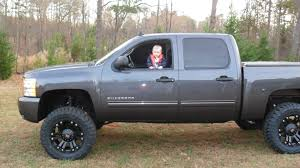 Red Lifted Chevy Silverado Truck - lifted chevy lifted chevy trucks 2010 silverado