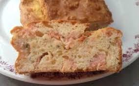 recette de cuisine simple et bonne recette cake au saumon facile rapide et hyper bon économique
