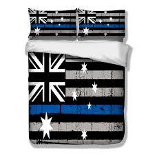 Australian Duvet Wongs Bedding 3pcs Australian Flag Bedding Set Country Flag Duvet