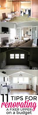 Design For House Renovation Ideas Saving Money When Renovating A Fixer Fixer Homes
