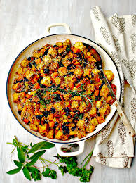 side dishes for thanksgiving vegetable 11 last minute vegetarian thanksgiving day recipes food to glow