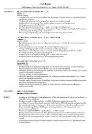 resume template financial accountants definition of terrorism quantitative finance analyst resume sles velvet jobs