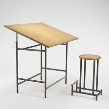 Martin Drafting Table Stunning Drafting Table Stool Martin Universal Design Ashley