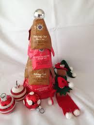 holiday craft tea tree shift mama