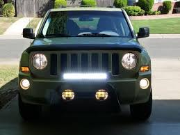 jeep commander vs patriot jeep patriot led light bar google u0027da ara jeeps pinterest