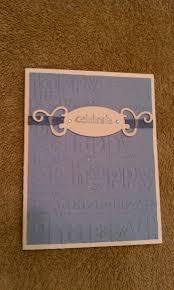 305 best embossing folder birthday images on pinterest happy