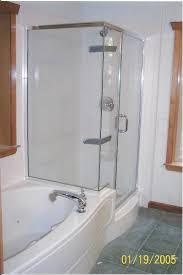 Whirlpool Shower Bath Suites Bathtub Shower Combo Bathtub Shower Ideas Simple White Small