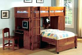Bunk Bed With A Desk Loft Bed With Storage Wrangle Hill Loft Bed