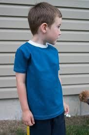 free children s pocket t shirt pattern craftsy