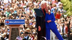 where does hillary clinton live what role does bill clinton have in the caign cnn video