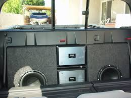 aftermarket subwoofer placement in double cabs tacoma world