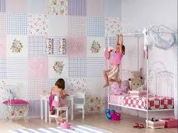 kinderzimmer tapete m dchen tapeten für kinderzimmer mit schöne patchwork motiv vpbridal