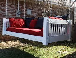 porch daybed swing plans u2014 jbeedesigns outdoor how to make a