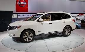 nissan hybrid 2015 the motoring world nissan announces 2014 pathfinder prices and spec