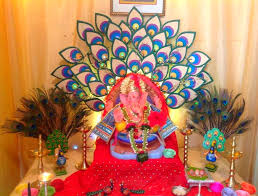 Home Temple Decoration Ideas 10 Simple Yet Beautiful Ganpati Decoration Ideas For Home