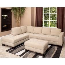 Sectional With Ottoman Richmond Fabric Sectional And Ottoman If One Day I Get Rid Of My