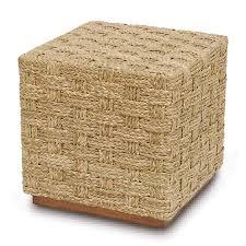 rattan wicker baskets accessories palecek