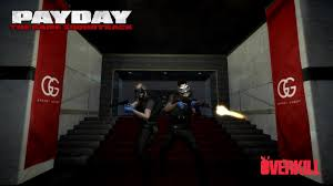 payday the heist soundtrack on steam