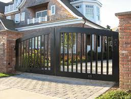 Backyard Gate Ideas Corrugated Metal Fence Gate Home U0026 Gardens Geek